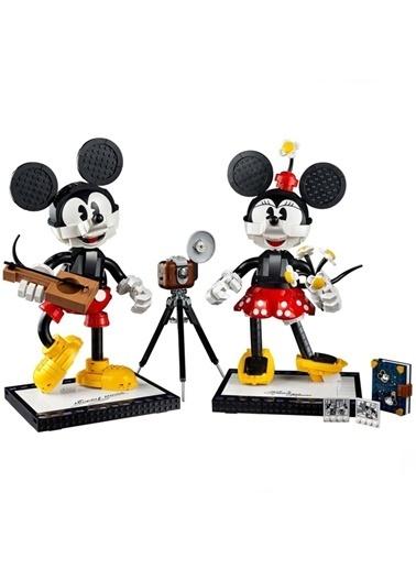 Lego Lego Disney 43179 Mickey Fare Ve Minnie Fare  Renkli